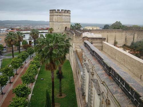 Alcazar, Jerez de la Frontera