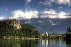 Lake Bleds Castle