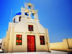 Church, Oia, Santorini
