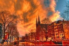 Després de l'aiguat - Amsterdam
