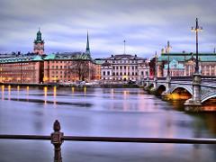 Stockholm - Kanslikajen