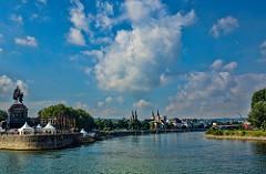 Leaving Koblenz