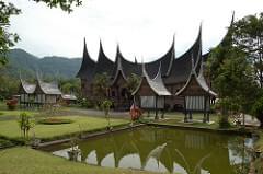 Rumah Gadang, Padang Panjang