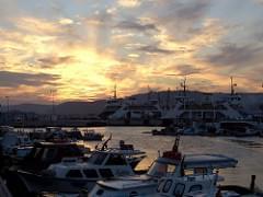 Çanakkale, Turkey Sunset