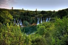 Kravice Waterfalls HDR