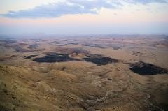 ISRAEL - Mitzpe Ramon - Cratère