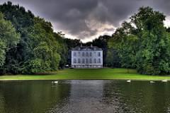The Château Malou in Park Malou, Brussels
