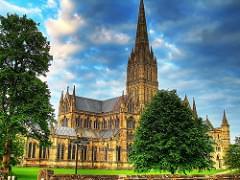Salisbury Dawn 5 (HDR)