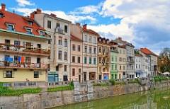 Old Ljubljana quay