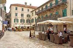Montenegro-02376 - Flour Square in Kotor