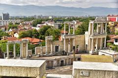 Bulgaria: Plovdiv.
