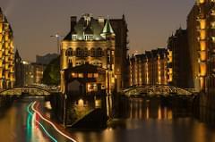Das Wasserschloss, Hamburg (282/365)