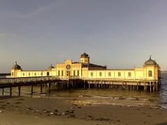 Varberg's Cold Water Bath House