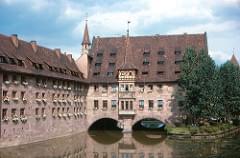 Nürnberg - Heilig-Geist-Spital