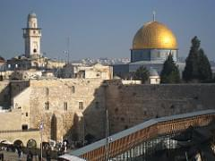 Dome of the Rock & Western Wall