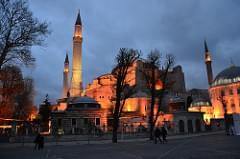 Aya Sofya in Istanbul