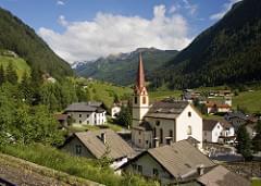 St Jodok am Brenner, Austria