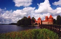 Trakai castle 2001