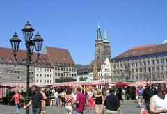 Nuremberg - Hauptmarkt