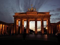Brandenburg Gate III