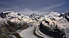 Swiss-Italian Alps