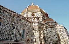 The Duomo: The Basilica di Santa Maria del Fiore (Florence): HDR (jpg blend) - 35 mm SLR Film
