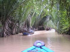 Mekong Delta River, Vietnam