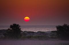 sunrise in Primorsko, Bulgaria / рассвет в Приморско, Болгария