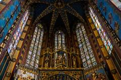 St Marys Church Krakow - Mariacki Basilica