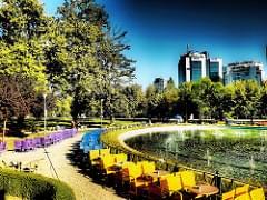 Park Rinia, Tirana, Albania