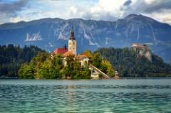 Lake Bled HDR