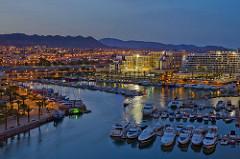 Eilat _ Marina night _ Dafna Tal_IMOT