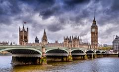 Storm over Westminster