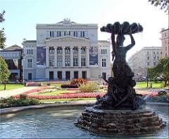 Riga/Lettland - European Capital of Culture 2014 (europäische Kulturhauptstadt 2014)