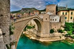 Mostar, bridge