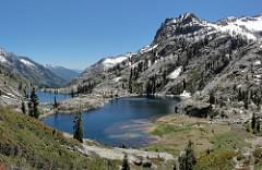 Trinity Alps Canyon Creek Lakes