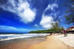 'Nothing Beats a Cool Ocean Breeze', Cambodia, Sihanoukville, Serendipity Beach