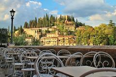 A view towards Castel San Pietro