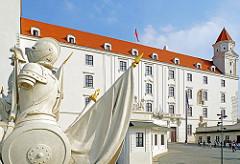 Slovakia-03082 - Bratislava Castle