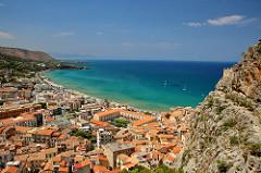Cefalu, Sicily, IT