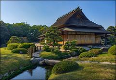 Kora-kuen Gardens, Okayama, Japan.03b