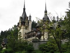 Peles Castle, Romania 2008