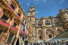 Cathedral – Catedral, Málaga (Spain), HDR