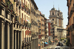 Calle Toledo- Madrid