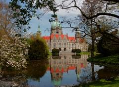New City-Hall - Neues Rathaus, Hannover