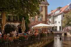 Freiburg im Sommer 2013