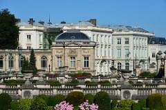 L'aile droite du Palais Royal