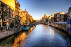 Amsterdam's Bloemenmarkt