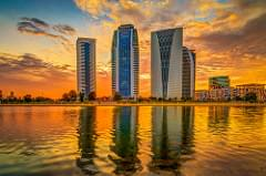 Golden Rush | sunset | Putrajaya | Malaysia