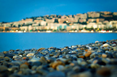 Cote d'Azure at Dawn (The French Riviera)